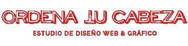 Ordena tu cabeza - Diseño Web